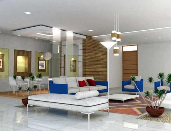 interiors of room 2