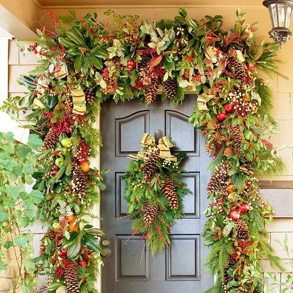 Home Door Decor  for Christmas (5)