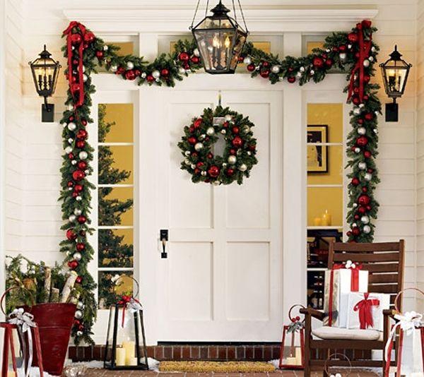 Home Door Decor  for Christmas (6)