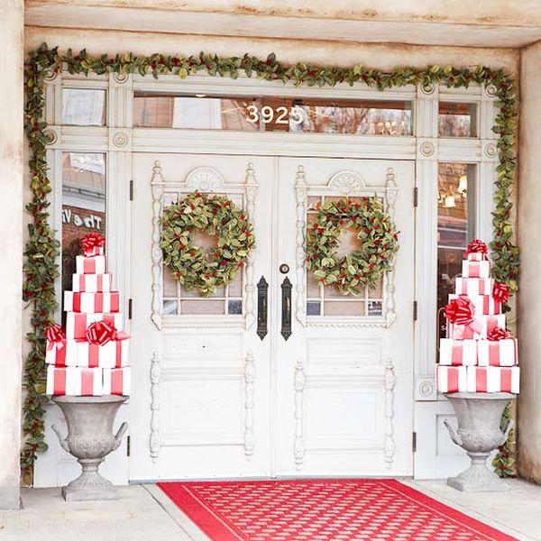 Home Door Decor  for Christmas (7)