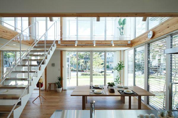 Japanese style interior design_1