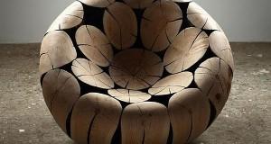 Pine Sculptures by Jae Hyo Lee 2