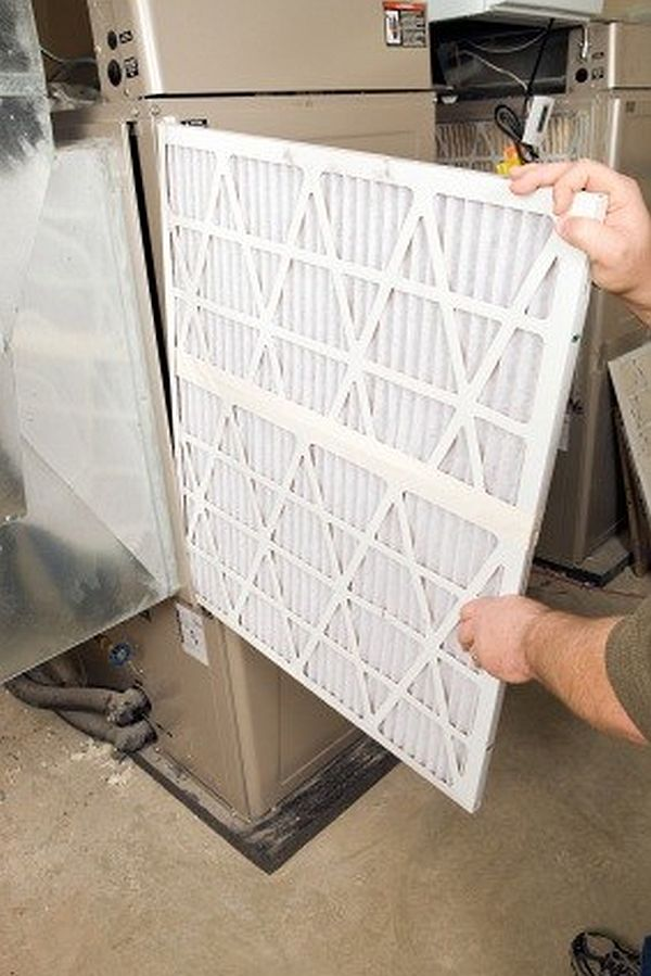 Replace your furnace filter
