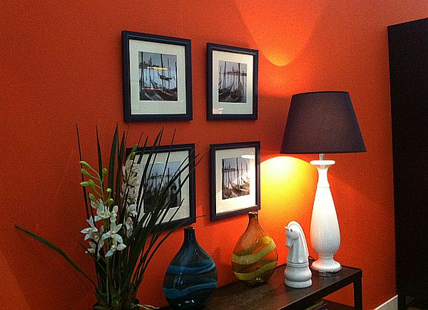 Tangy colour for home