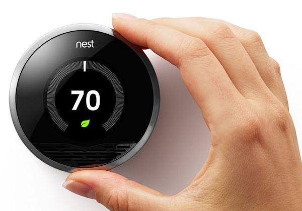 The Nest Learning Thermostat _1