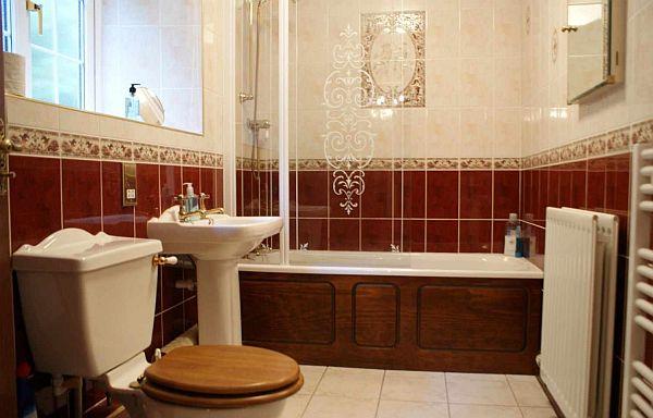Vintage Bath Accent