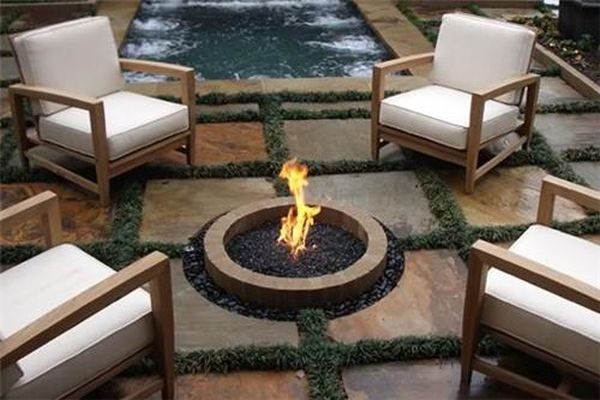 outdoor gas fire pit 1