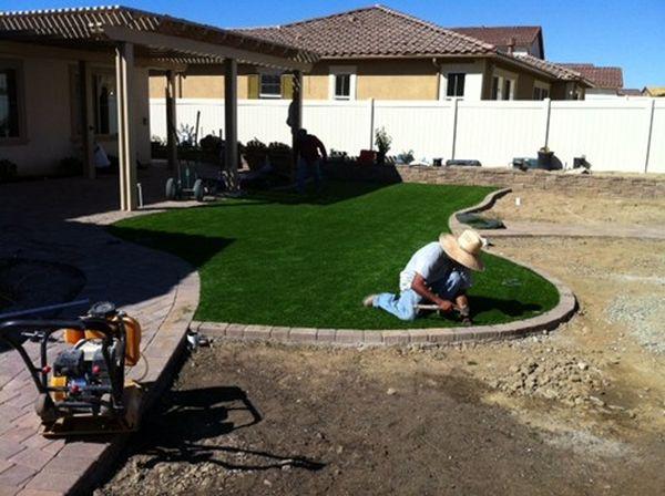 synthetic turf in your backyard 3
