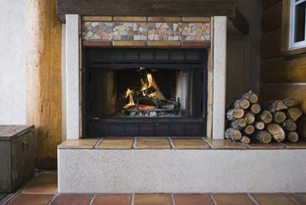 Clean the fireplace (2)