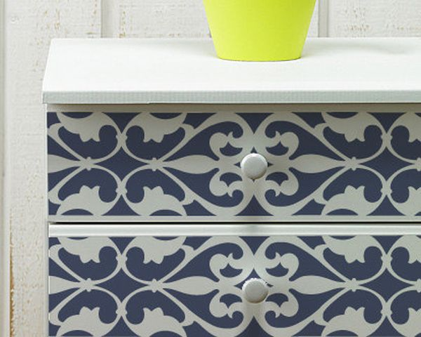 Furniture stencils 1