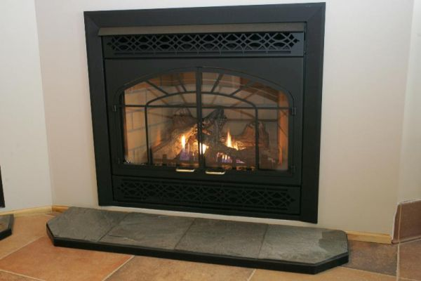 Hearth padding