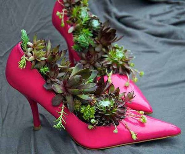 Repurpose old shoes (3)