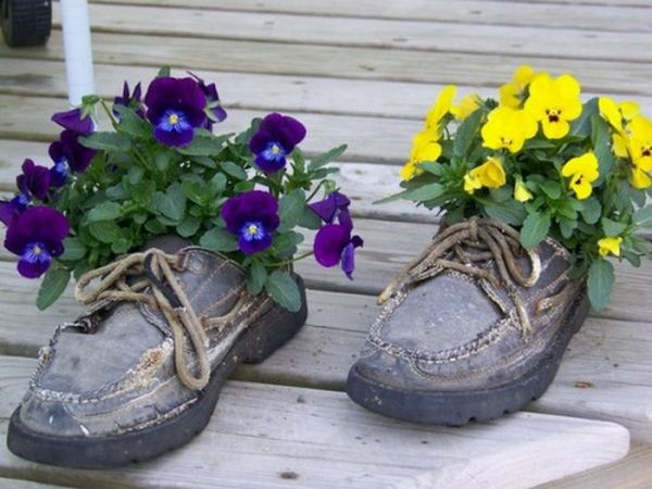 Repurpose old shoes (4)