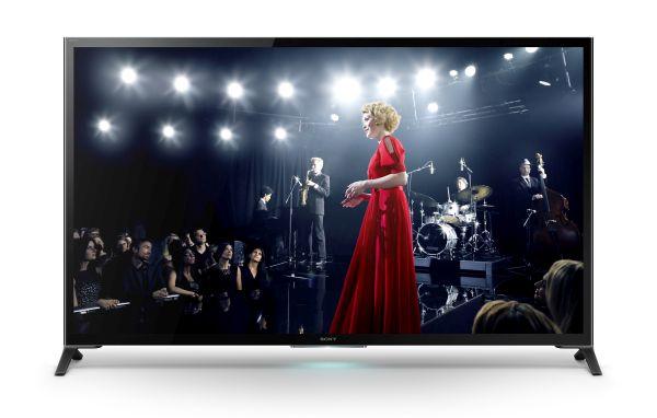 Sony's Bravia 4K lineup 1