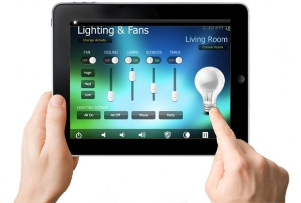smart home technology control lighting systems