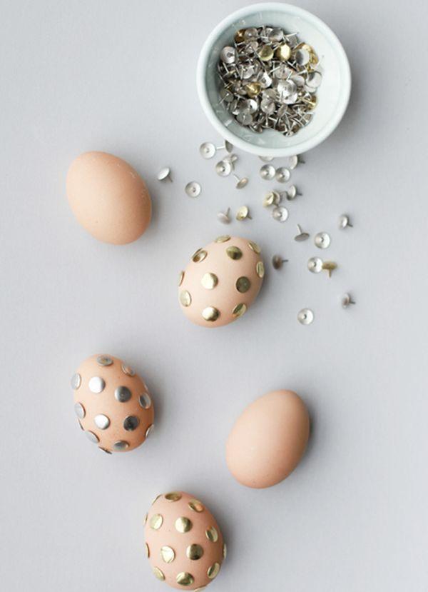 """An """"egg""""cellent décor twist"""