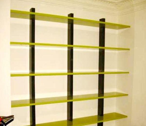 Hungarian Book Shelves