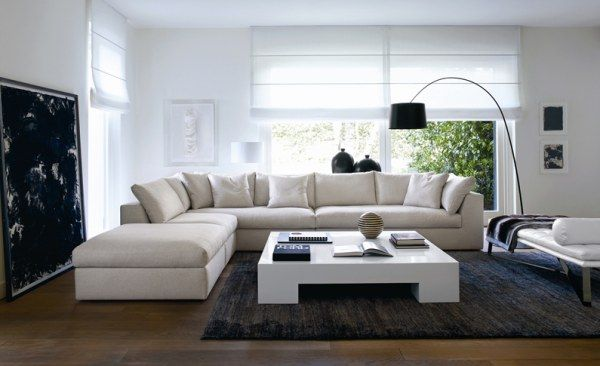 Modular sofas (2)