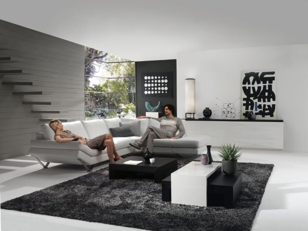 Modular sofas (3)