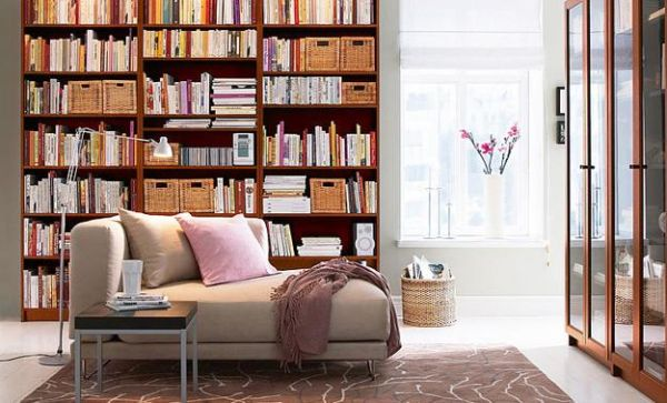 organized home library (1)