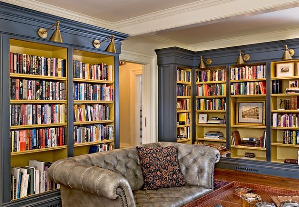 organized home library (4)