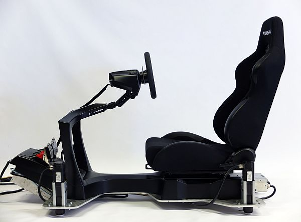 D Box Motion Simulator