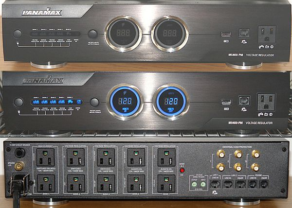 Panamax M5400 PM Home Theater Power Management System