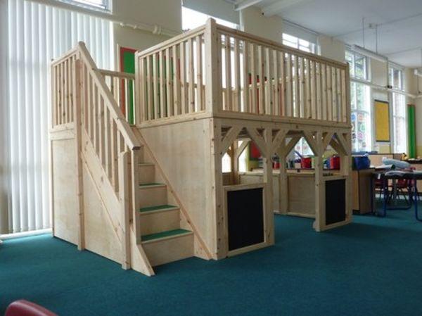 Play Area Lofts