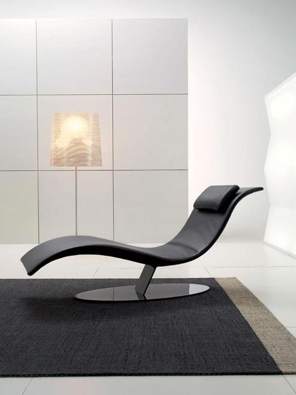 The Ergonomic Lounge Chair