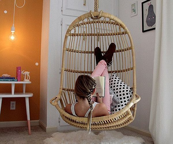 The Hanging Chair