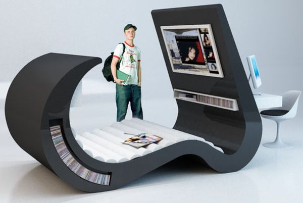 The Multimedia Chaise Lounge
