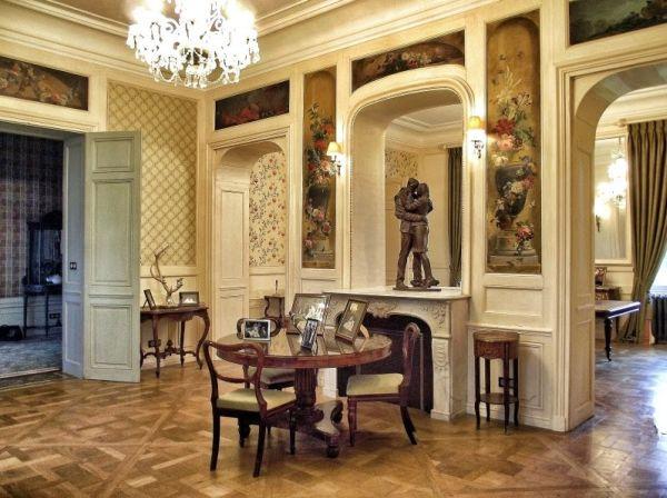 Victorian style Gothic interiors (2)