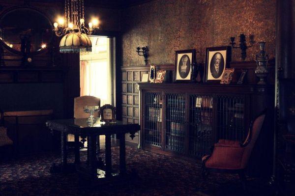 Victorian style Gothic interiors (3)
