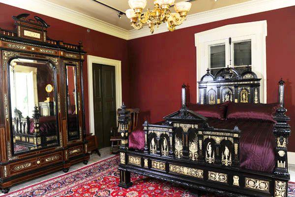 Victorian style Gothic interiors (5)