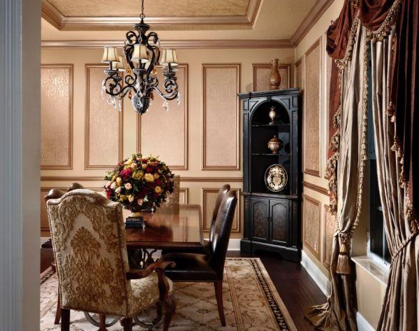 Victorian style Gothic interiors (6)