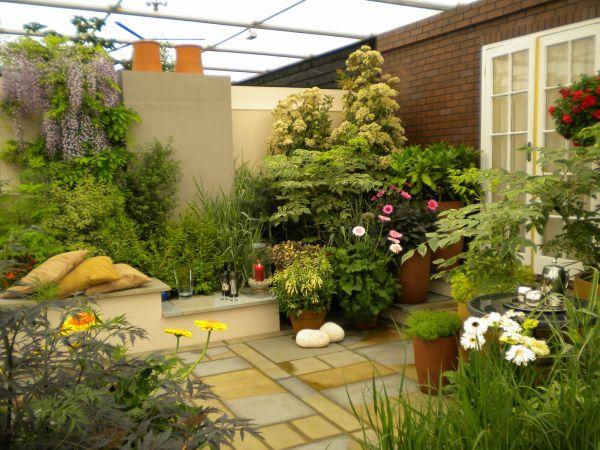 beautiful roof top garden (2)