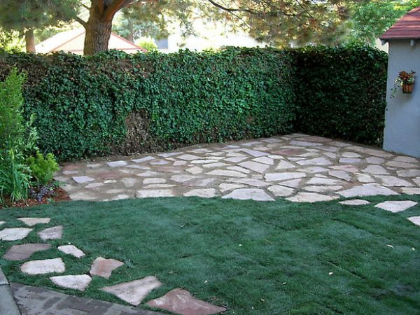 flagstone pathway for your lawn (3)