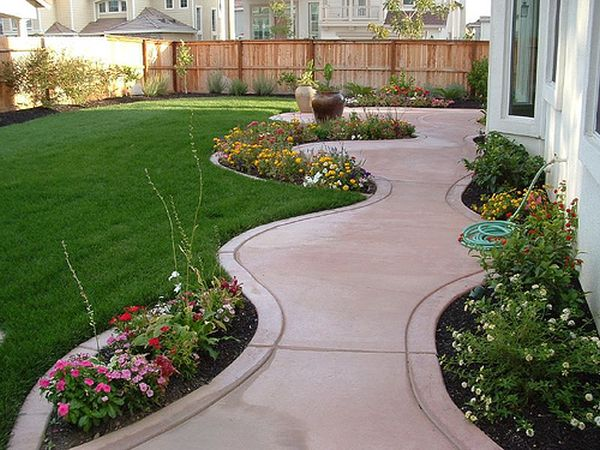 landscaping your backyard  (6)