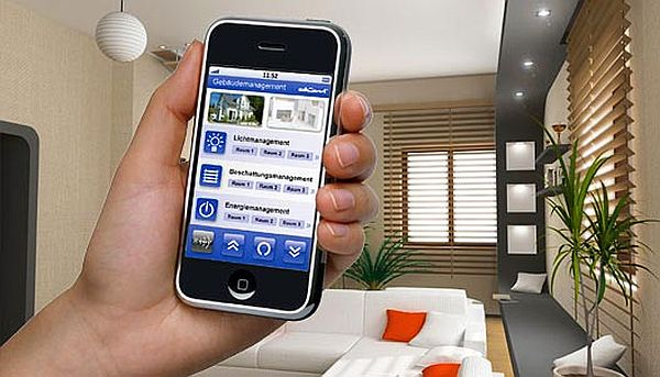 smart phones as home remote 2