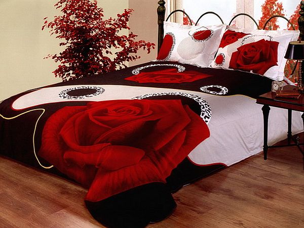 valentine bedroom