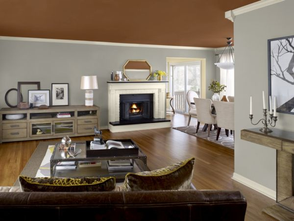 Cabinet plus fireplace