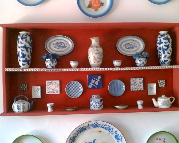 China collection