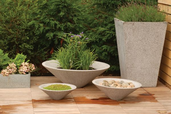 Conical Planters