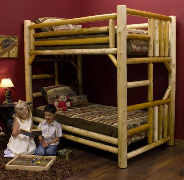 Country bunk beds