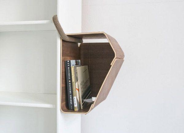 Extension shelf
