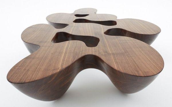 Lavishing Fluid Quark Coffee Table
