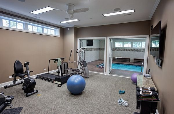home fitness centre (2)