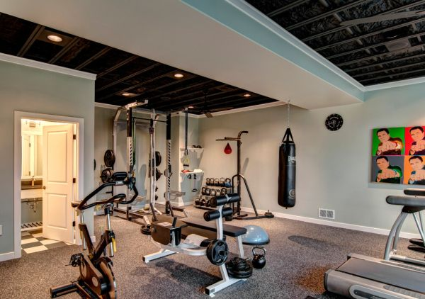 home fitness centre (8)