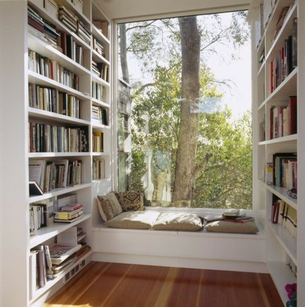 ideal reading nook  (2)
