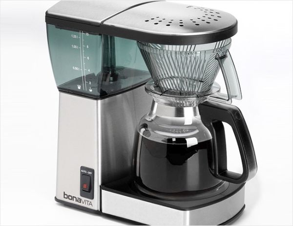 Automated coffee pots